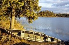 kanot Arkivbilder