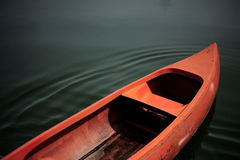 Kanot. Arkivfoton