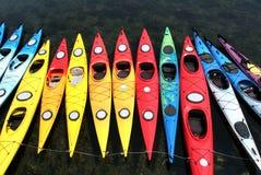 kanoter Fotografering för Bildbyråer