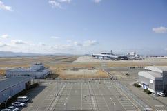 Kansai international airport Royalty Free Stock Photos
