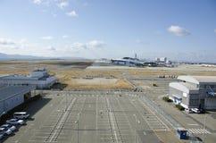 Kansai international airport Royalty Free Stock Photography