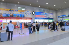 Kansai international airport Japan Stock Photo