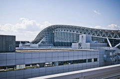Kansai-internationaler Flughafen Stockfoto