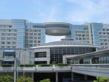 Kansai-internationaler Flughafen Stockbild