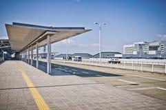 Kansai internationell flygplats Royaltyfri Bild
