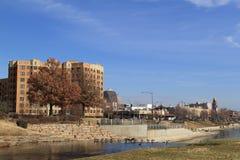 Kansas City, Миссури Стоковое Изображение RF