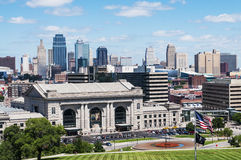 Kansas City Fotos de Stock Royalty Free