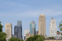 Kansas City Royalty Free Stock Photo