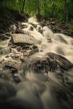 Kansas City Area Waterfall Stock Photo