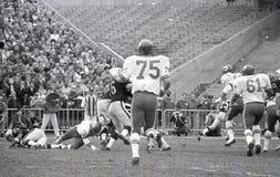 Kansas City Chiefs DL Jerry Mays #75 Stockfotos