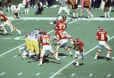 Kansas City Chiefs QB Bill Kenney Stock Photography