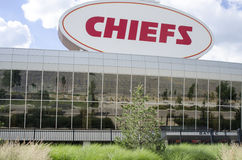 Kansas City Chiefs-Stadion Stockfoto