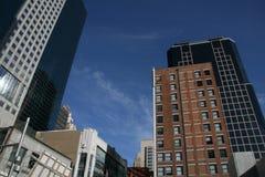 Kansas City creciente Imagen de archivo