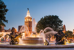 Free Kansas City Missouri A City Of Fountains Royalty Free Stock Photos - 26542268