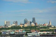 KANSAS CITY, MO, usa - Maj 31, 2017: Kansas City, Missouri jest th fotografia stock