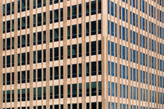 Kansas City Modern Office Buildings Stock Image