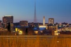 Kansas City panorama Fotografia Royalty Free