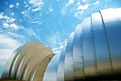 Free Kansas City Performing Art Center Royalty Free Stock Image - 25410936