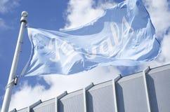 Kansas City Royals official Flag Royalty Free Stock Photography