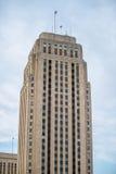 Kansas City skyline at sunrise Stock Photography