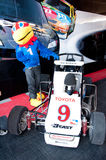 Kansas CIty Speedway Stock Image