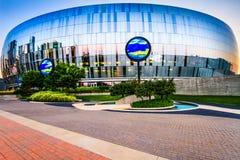 Kansas City Sprint centrum Zdjęcia Stock