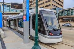 Kansas City Streetcar Stock Images