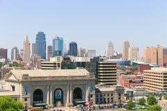 Kansas City Union Station Royalty Free Stock Photo
