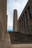Kansas City World War One  memorial tower Royalty Free Stock Photo