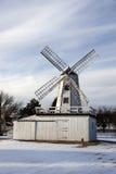 Kansas Friesen Mill in Hillsboro Stock Photo