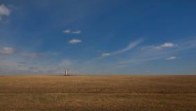 Kansas landscape Stock Image