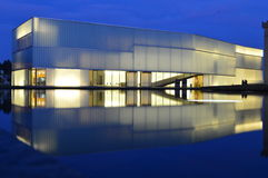 Kansas Nelson Atkins Art Museum Bloch Building Royalty Free Stock Photo