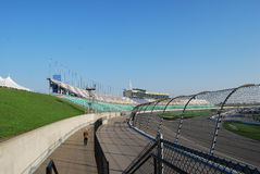 Kansas Speedway Stock Photo
