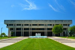 Kansas Supreme Court Judicial Center Building on a Sunny Day.  royalty free stock photo