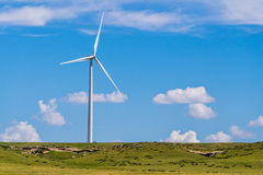 Kansas Wind Turbines Stock Photography