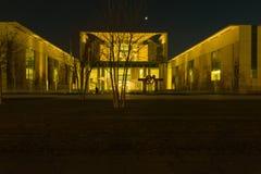 Kanslibyggnaden i Berlin-Mitte royaltyfri bild