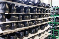 Kant-en-klare paren schoenen Royalty-vrije Stock Foto