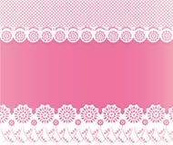 Kant papercut achtergrond Royalty-vrije Stock Fotografie
