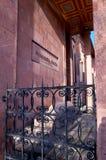 Kant s grave Stock Photo