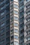 Kant van een gebouw Royalty-vrije Stock Foto