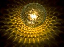 Kant van licht Stock Afbeeldingen