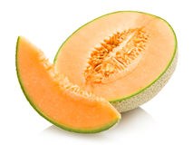 kantalupa melon Obrazy Stock