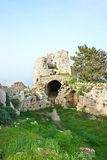 Kantara castle Stock Photo