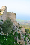 Kantara castle Stock Photos