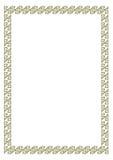 kantcertifikat royaltyfri illustrationer