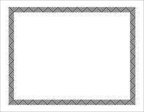 kantdiagram Royaltyfria Bilder