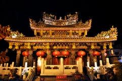 Kanteibyo świątynia w Yokohama Chinatown Tokio Japonia zdjęcia stock