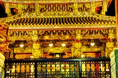 Kanteibyo (Kuan Ti Miao Temple) Royalty Free Stock Images
