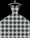 Kanten kleding Stock Afbeelding