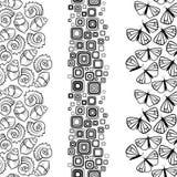 kanter kopierar set avståndssommarwhith Arkivfoton
